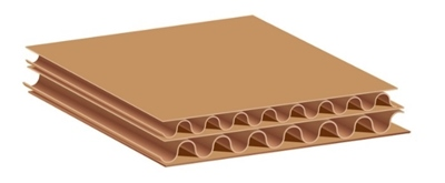Double Corrugated Cardboard