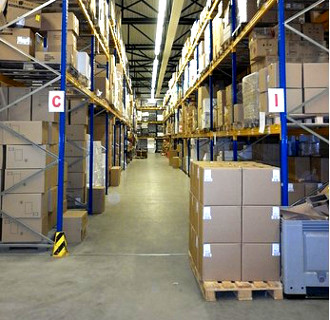 Packaging Material Inventory