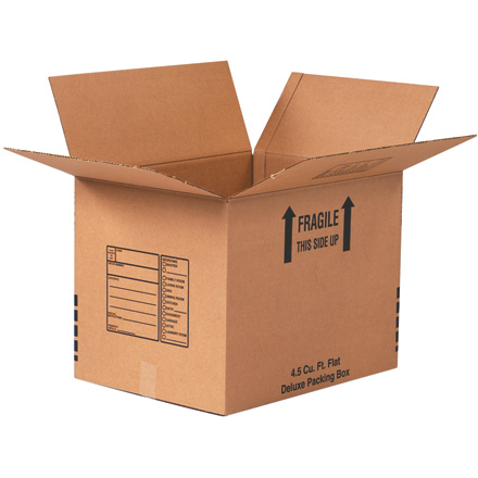 deluxe packing boxes - Golf Club Shipping Box