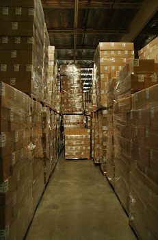 Warehousing and Packaging Supplier in Texas