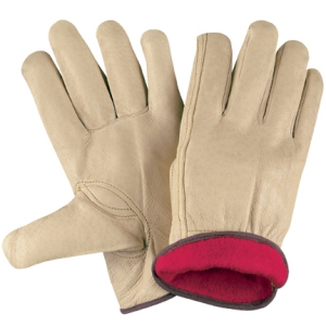 Fleece-Lined Gloves