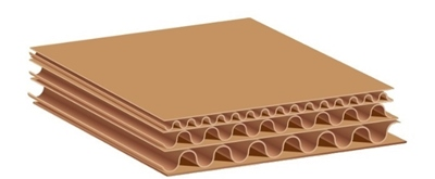 Triple Corrugated Cardboard Packaging