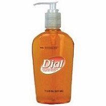 Dial Hand Soap Dispenser