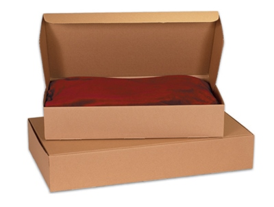 eCommerce garment box