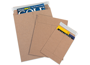 Durable flat mailers for sale