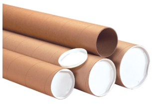 Mailing Tubes for Shipping