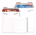 White Chipboard Mailer