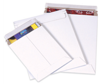 White Self Seal Mailers